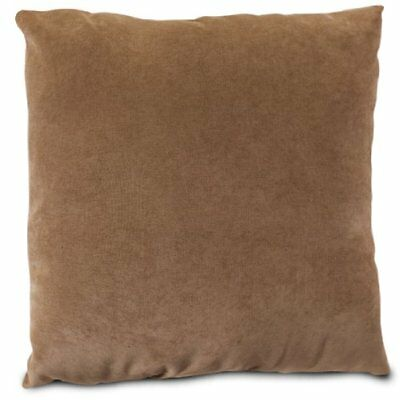 Majestic Home Goods Villa Pillow, Large, Pearl
