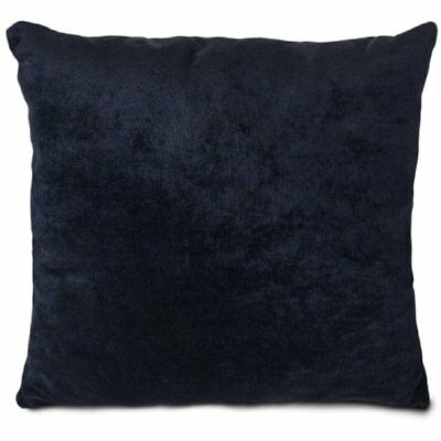 Majestic Home Goods Villa Pillow, Large, Navy
