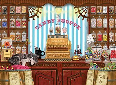COBBLE HILL Sweets for Sale Jigsaw Puzzle (1000 Piece)