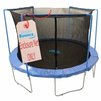Upper Bounce Trampoline Enclosure Safety Net, 11-Feet