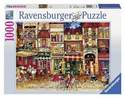 Ravensburger Streets of France Jigsaw Puzzle (1000-Piec