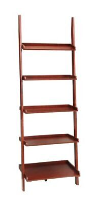 Convenience Concepts French Country Bookshelf Ladder, D