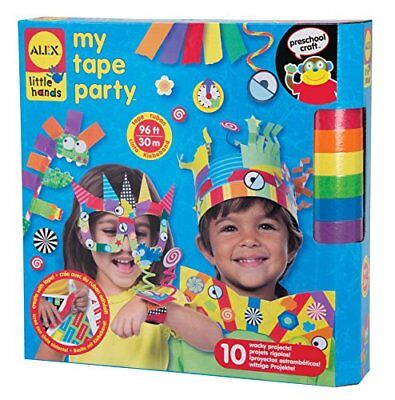 ALEX Toys Little Hands My Tape Party