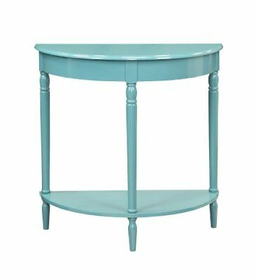 Convenience Concepts French Country Entryway Table, Blu