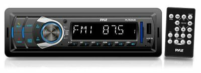 Pyle PLTR25UB Bluetooth In-Dash Receiver Headunit with