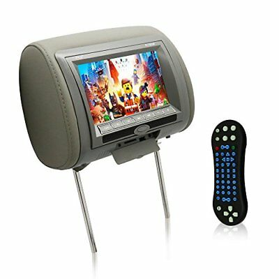 Pyle  Headrest DVD Player Video Monitor 7-Inch Wide Scr