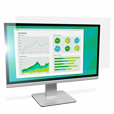 """3M Anti-Glare Filter for 19.5"""" Widescreen Monitor (AG19"""