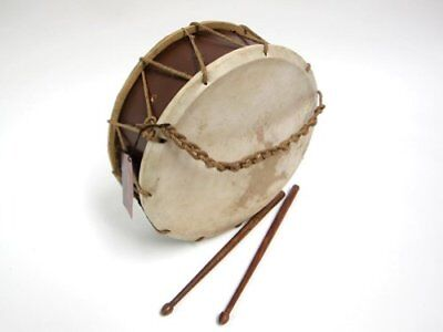 """EMS Tabor Drum, 12"""", with Sticks"""