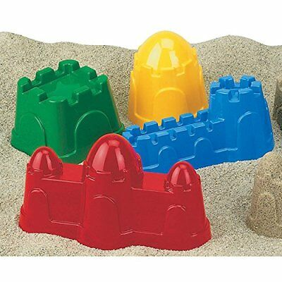 Assorted Color Castle Molds (1 piece, not a set - Color