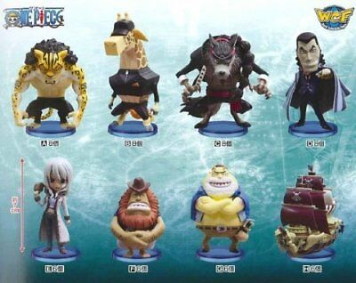One Piece World Collectable Figure Vol.30 all eight spe