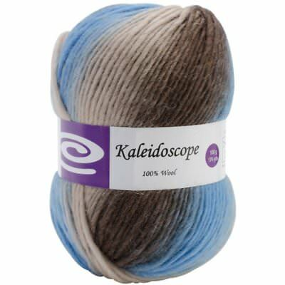 Kaleidoscope Yarn-River Rock