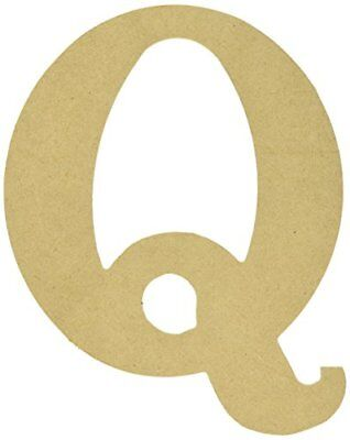 MPI MDF Classic Font Wood Letters and Numbers, 9.5-Inch