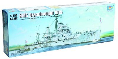 Trumpeter HMS Dreadnought WWI British Batteship 1915 (1
