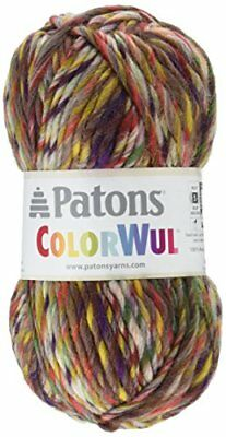 Spinrite ColorWul Yarn, Bramble