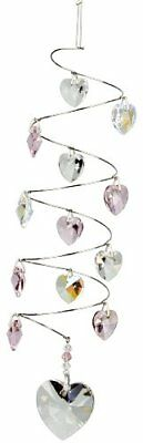Woodstock Rose Hearts Spiral- Rainbow Maker Collection