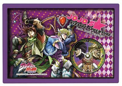 "TV anime ""JoJo's Bizarre Adventure"" 3D clock situation"