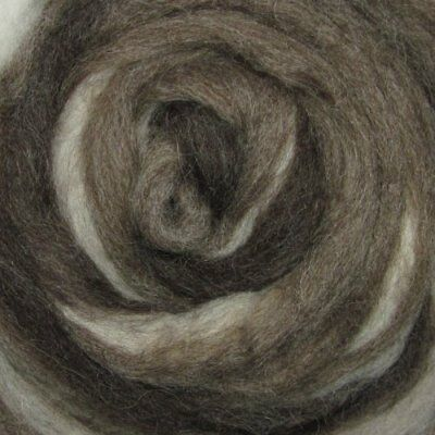 Wistyria Editions 12-Inch Wool Roving Stripe, 0.25-Ounc