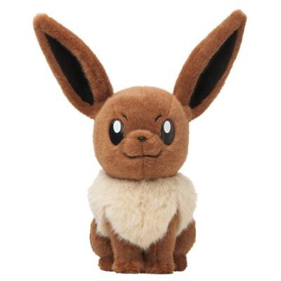 The Pokemon Center Original Stuffed Animal Life-size Ee