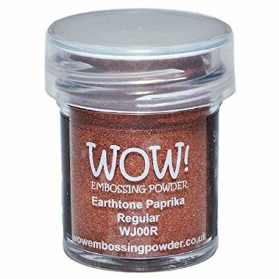 Wow Embossing Powder WOW! Embossing Powder, 15ml, Papri
