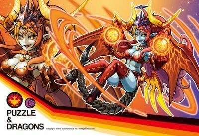 PUZZLE & DRAGONS 300 Peace awakening Hella Knowles 300-