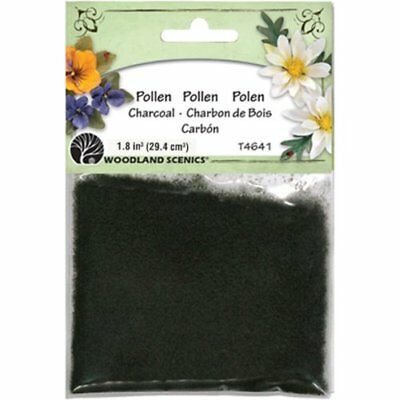 Woodland Scenics T46-41 Pollen, 1-Ounce, Charcoal