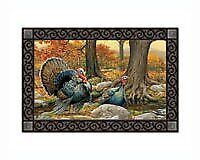 Magnet Works MAIL15771 Turkeys MatMate