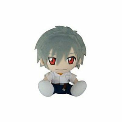 Rebuild of Evangelion: Kaworu Jonagisa stuffed (japan i