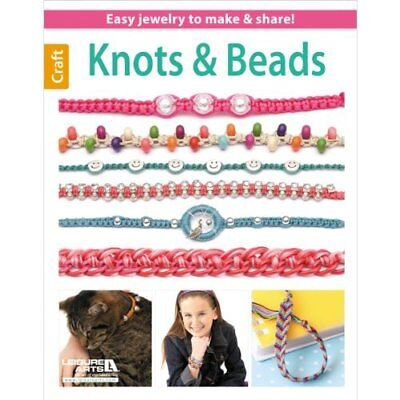 Leisure Arts Leisure Arts-Knots and Beads