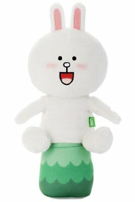 LINE CHARACTER Jitabata Stuffed Toy Connie