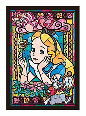 Stained Art Disney 266 piece Alice stained glass DSG-26