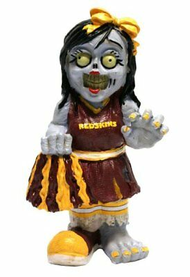 NFL Washington Redskins Cheerleader Team Zombie Figurin