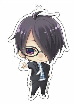 BROTHERS CONFLICT big keychains Azusa (japan import)
