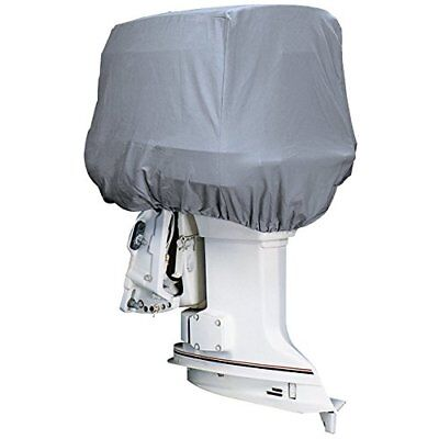 Attwood Silver Coat Polyester Cover f/Outboard Motor Ho