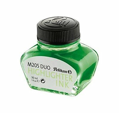 Pelikan Bottled Highlighter Ink 30Ml Green