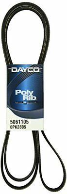Dayco 5061105 Serpentine Belt