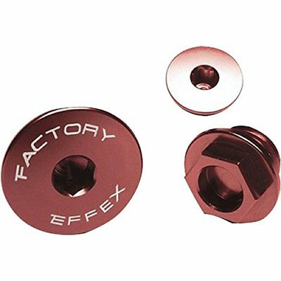 Factory Effex (12-36310) Red Engine Plug Kit