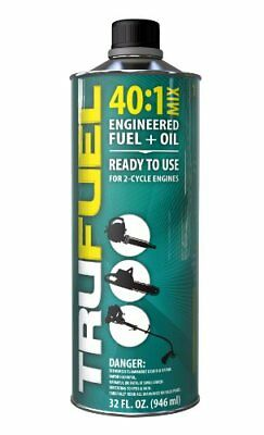 TruFuel 2-Cycle 40:1 Pre-Blended Fuel for Outdoor Power