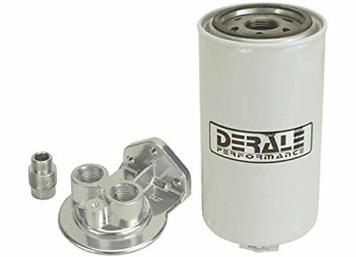 Derale 13072 Fuel Filter and Water Separator Kit