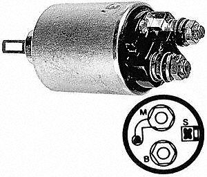 Standard Motor Products SS265 Solenoid