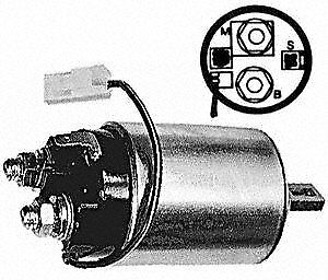 Standard Motor Products SS266 Solenoid