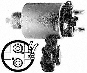 Standard Motor Products SS287 Solenoid
