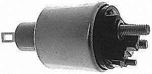 Standard Motor Products SS407 Solenoid