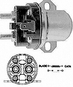 Standard Motor Products SS599 Solenoid