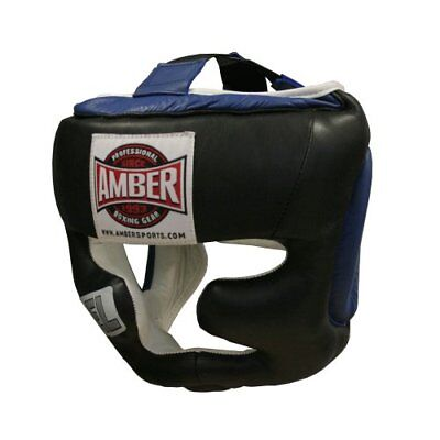 Amber Gel Full Face Training Headgear (X-Large)