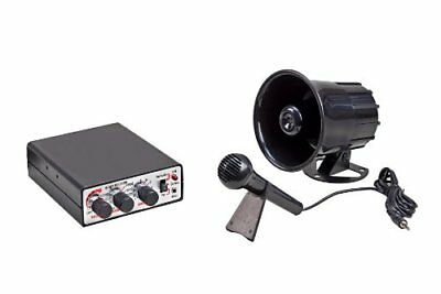 Wolo (345) Animal House Electronic Horn and P.A. System