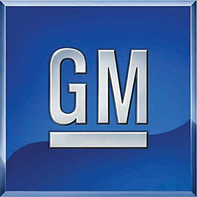Genuine GM 97221943 Drive Belt Idler Pulley