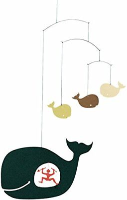 Flensted Mobiles Jonah And The Whale Hanging Nursery Mo