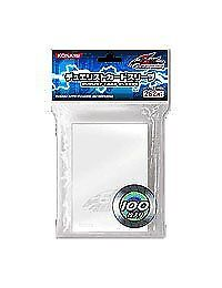 Yugioh Japanese 5D's Clear Official Card Sleeves
