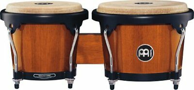 Meinl Percussion HB100MA Standard Size Maple Bongos wit