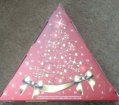 Candle advent calander (wickford co)